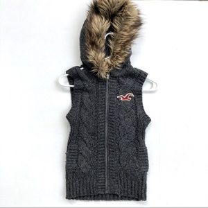 Hollister Winter Vest Size Extra Small